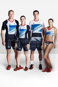 Stella McCartney TeamGB Olympic Costume
