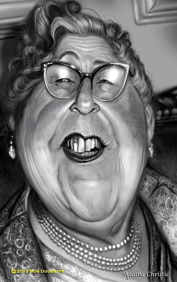 Portrait Caricatures Of Famous Peoples (12)