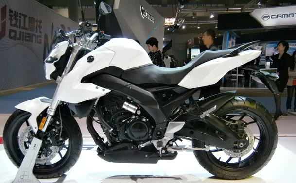 A fabricante chinesa Loncin, responsável pela produção das motos BMW na China, está com uma parceria com a empresa alemã. Juntas elas estão fabricando o mo...