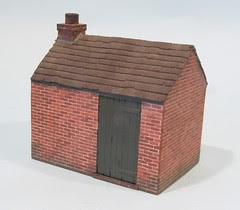 Wadborough LMS Hut front