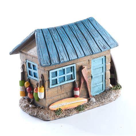 Miniature Beach House   Fairy Garden Miniatures