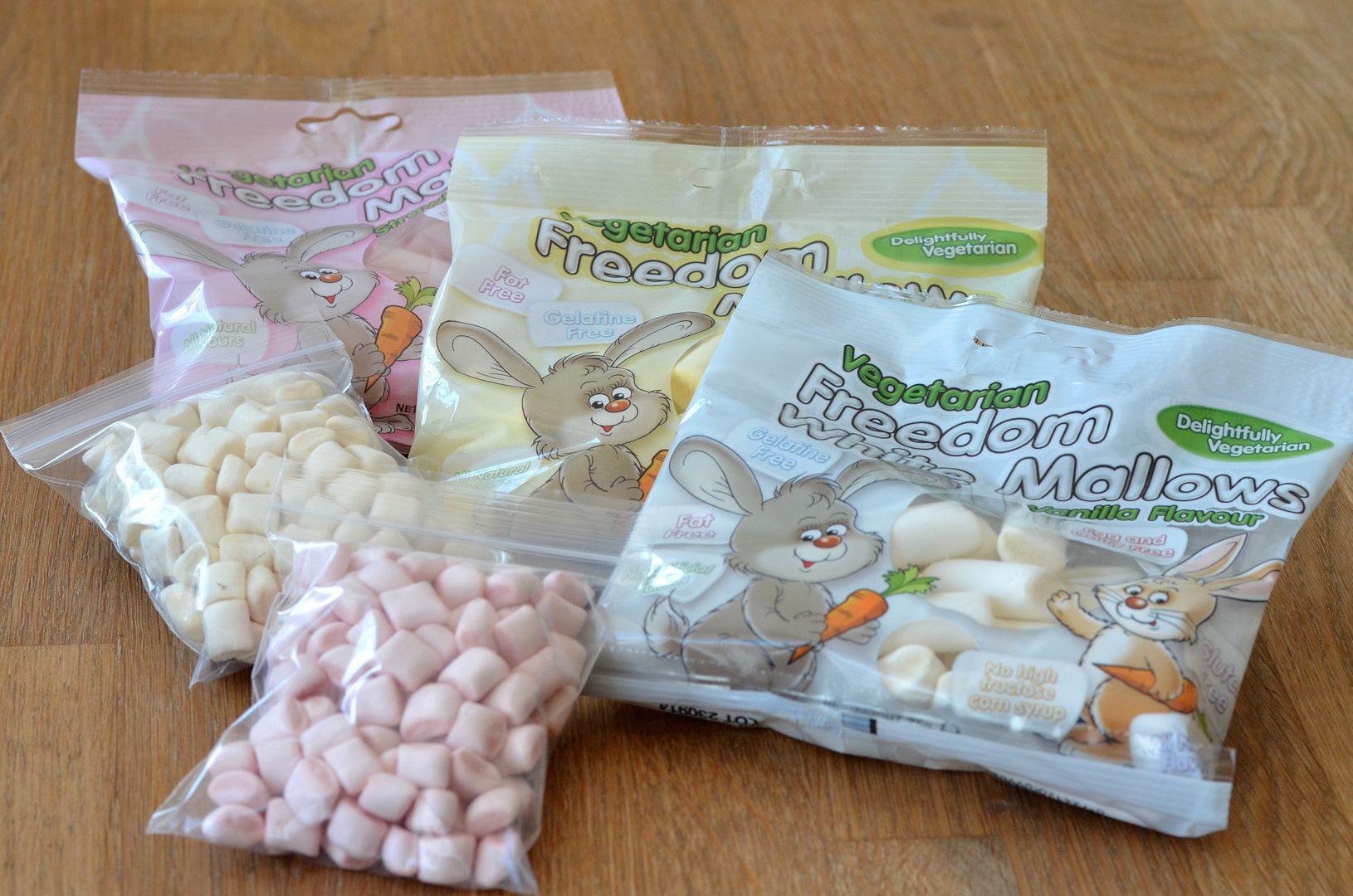 vegetarian marshmallows