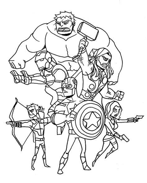 nate xopher  sketch avengers