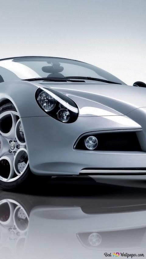 Alfa Romeo 5c Competizione