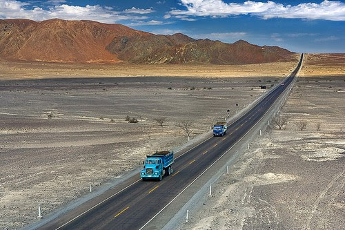 Longest Fantastic Roads in The World