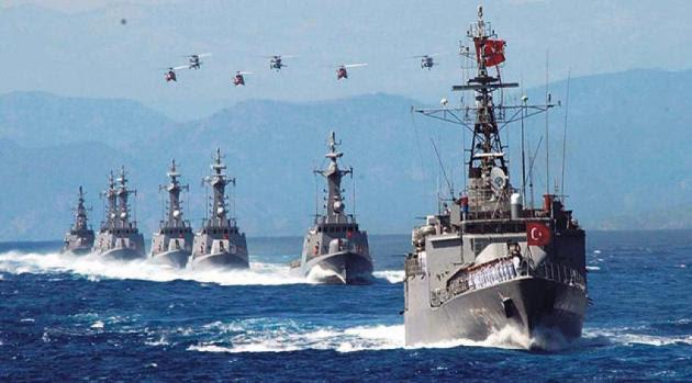 Κερκόπορτες στο Αιγαίο βρήκε τρεις -τουλάχιστον- φορές το τουρκικό ναυτικό - Τι φταίει;