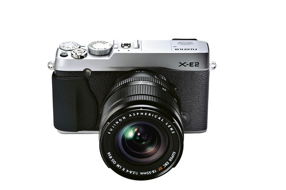 Fujifilm X-E2 KIT w/18-55mm (Silver)