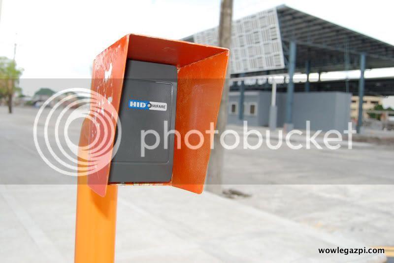 New Terminal in Legazpi