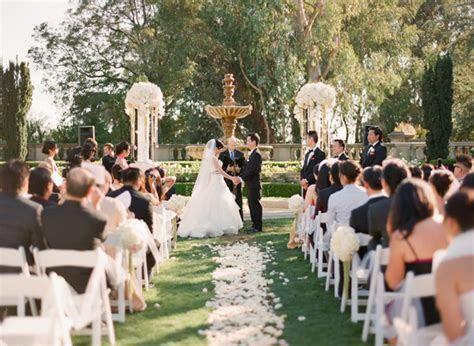 Outdoor Garden Wedding Venue Ideas   Elizabeth Anne