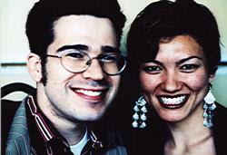 [These two are P (Ponzi) and P (Pirillo), by Kris Krug]