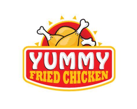 yummy fried chicken logo design contest logo designs  juanm