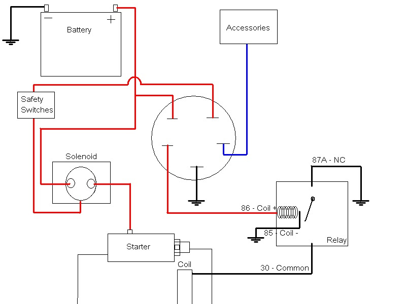 5 prong ignition switch wiring diagram kubota image 2