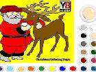 Noel Baba Boyama Oyunu Noel Baba Boyama Oyunu Oyna Boyama Oyunları