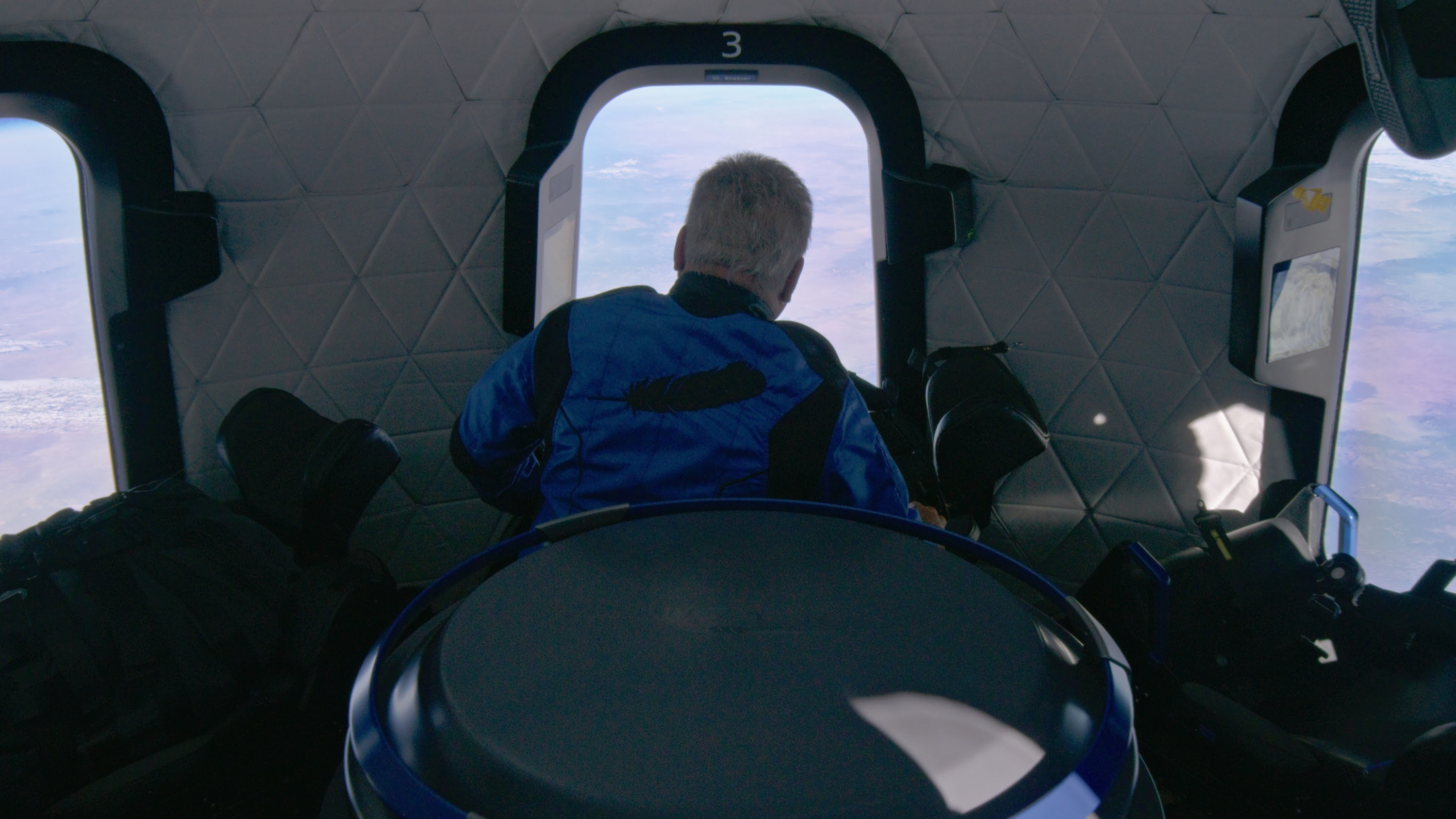 Watch an awestruck William Shatner get emotional about trip to space