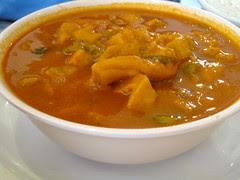 PR: Mondongo (tripe stew)