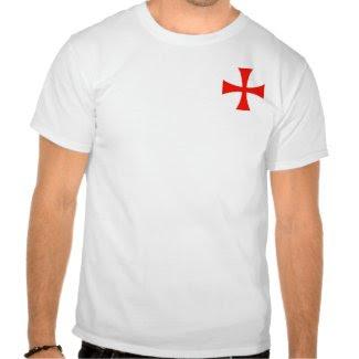 Hugues De Payens Shirt shirt