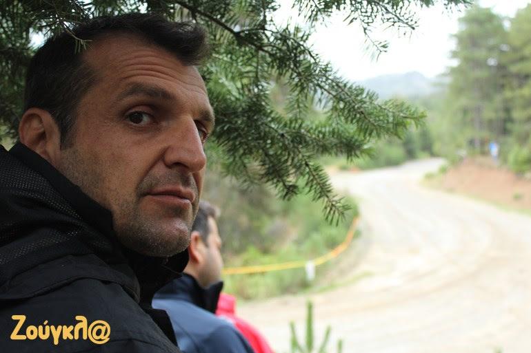 Ο πρωταθλητής Ελλάδος 2003 Σωκράτης Τσολακίδης επιστρέφει στον εθνικό μας αγώνα με Skoda Fabia R5 και με... άγριες διαθέσεις
