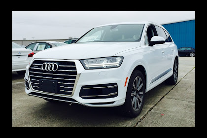 2017 Audi Q7 Prestige Review