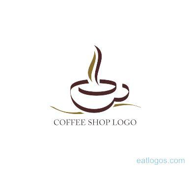 png coffee shop logo design  vector logos
