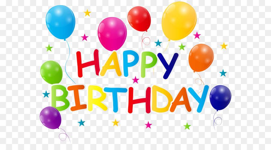 Free Happy Birthday Png Hd Graphics Transparent Happy Birthday Hd