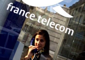 Pelomenos 35 trabalhadores da France Telecom suicidaram-se em 2008 e 2009