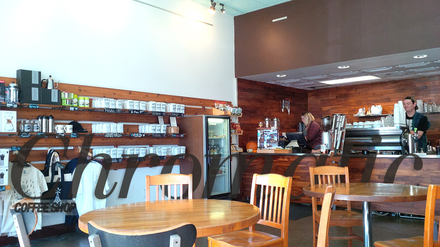 Exploring coffee shops: Chromatic Coffee Co. | spiffykerms.com