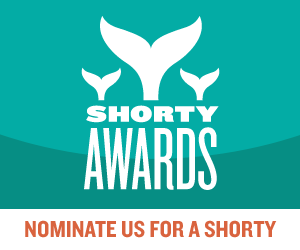 Nominate Camilla Corona SDO for a social media award in the Shorty Awards!