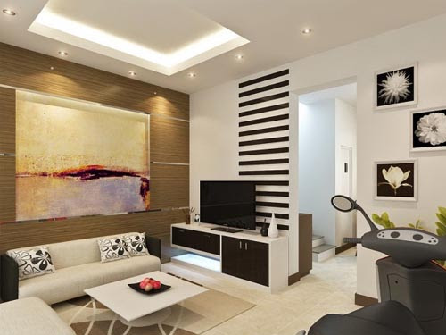 Modern Wall Decor Ideas For Living Room Minimalist Home Design Ideas