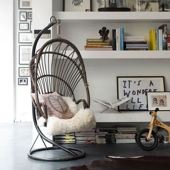 Sitting area | Take a tour around raw materials home in Amsterdam | House tour | Livingetc | PHOTO GALLERY