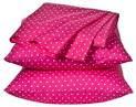 Xhilaration Dot Sheet Set, Pink - contemporary - kids bedding - by ...
