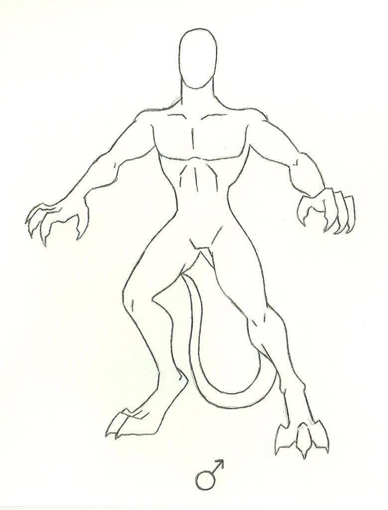 Anime Male Body Drawing Base Materi Pelajaran 8 Monster body pose reference www topsimages com. anime male body drawing base materi