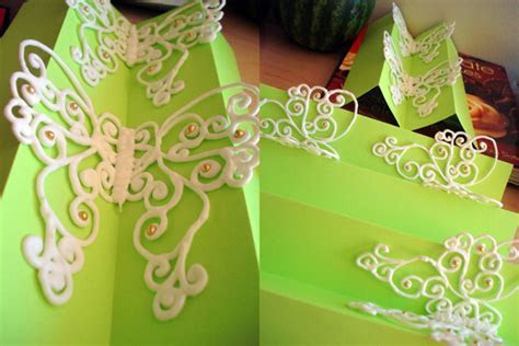 Anyone Used Lace Butterfly Molds?   CakeCentral.com