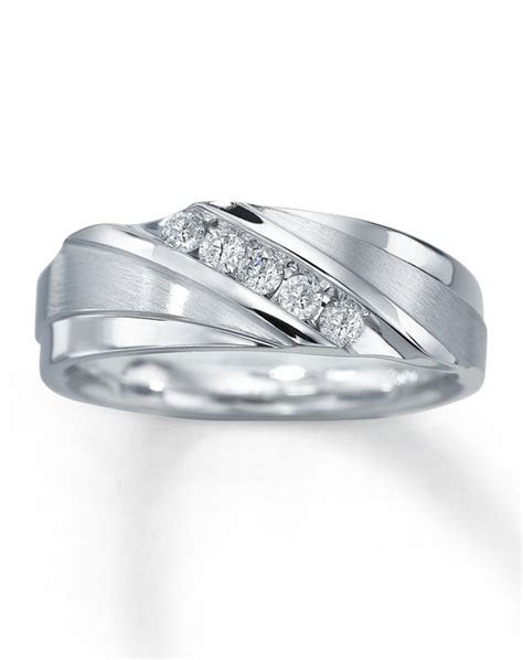 Ngagement Rings Finger: Mens Engagement Rings Kay Jewelers