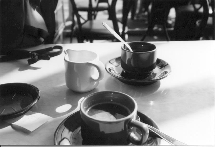 """""""Déjeuner du matin"""" - nagłówek - Francuski przy kawie"""