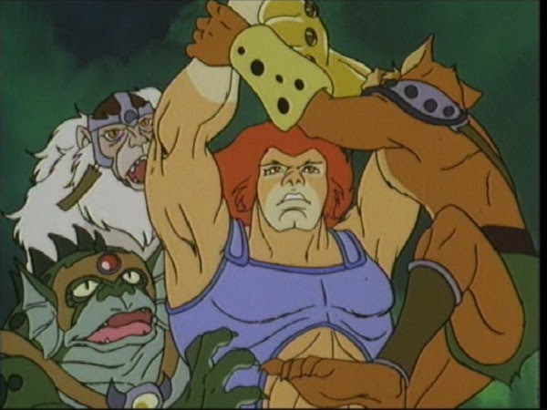 The Unholy Alliance Thundercats Org