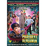 The Amazing Praybeyt Benjamin DVD (International Edition)