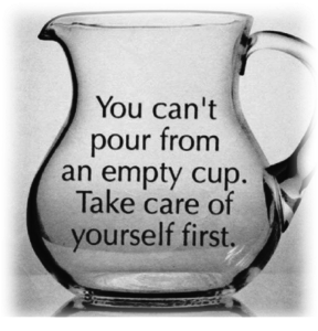 On Learning To Refill My Cup Serenity Now Wellness Centre