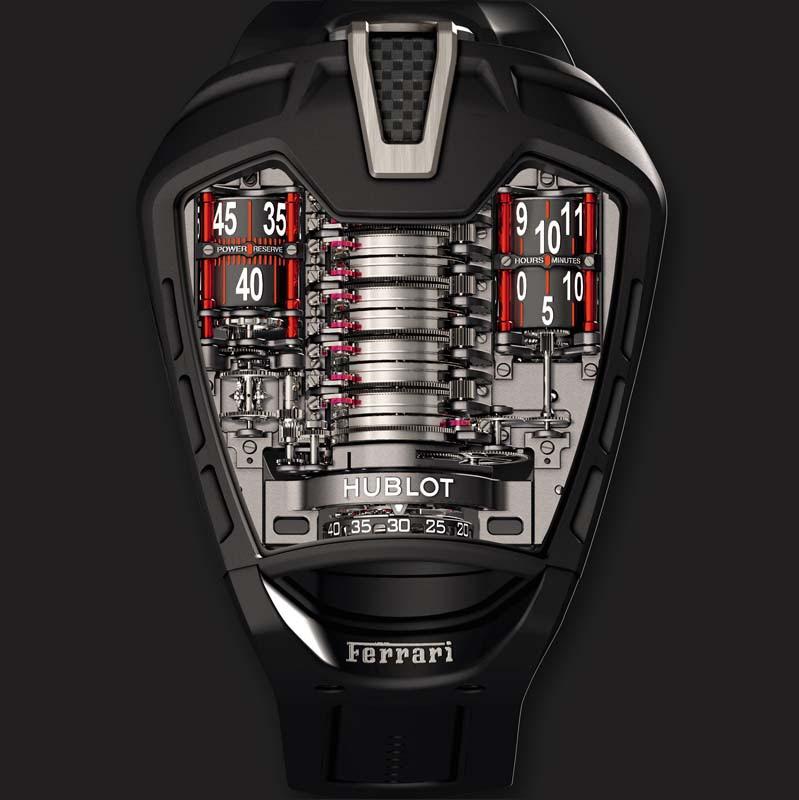 "Hublot Mp 05 ""Laferrari"" 905.ND.0001.RX | Luxury Bazaar | www ..."