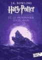 Couverture Harry Potter, tome 3 : Harry Potter et le prisonnier d'Azkaban Editions Folio  (Junior) 2017