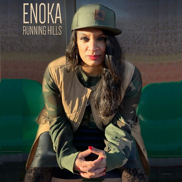Running Hills is a new single release by Enoka