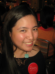 Smiling Me At The Pond's Event