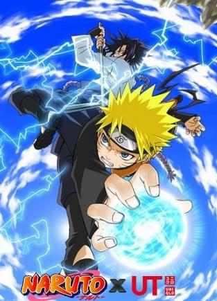 Naruto Shippuden OVA: Sage Naruto vs Sasuke | Anime-Planet