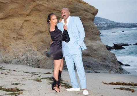Steve and Marjorie Harvey celebrate their 11th anniversary