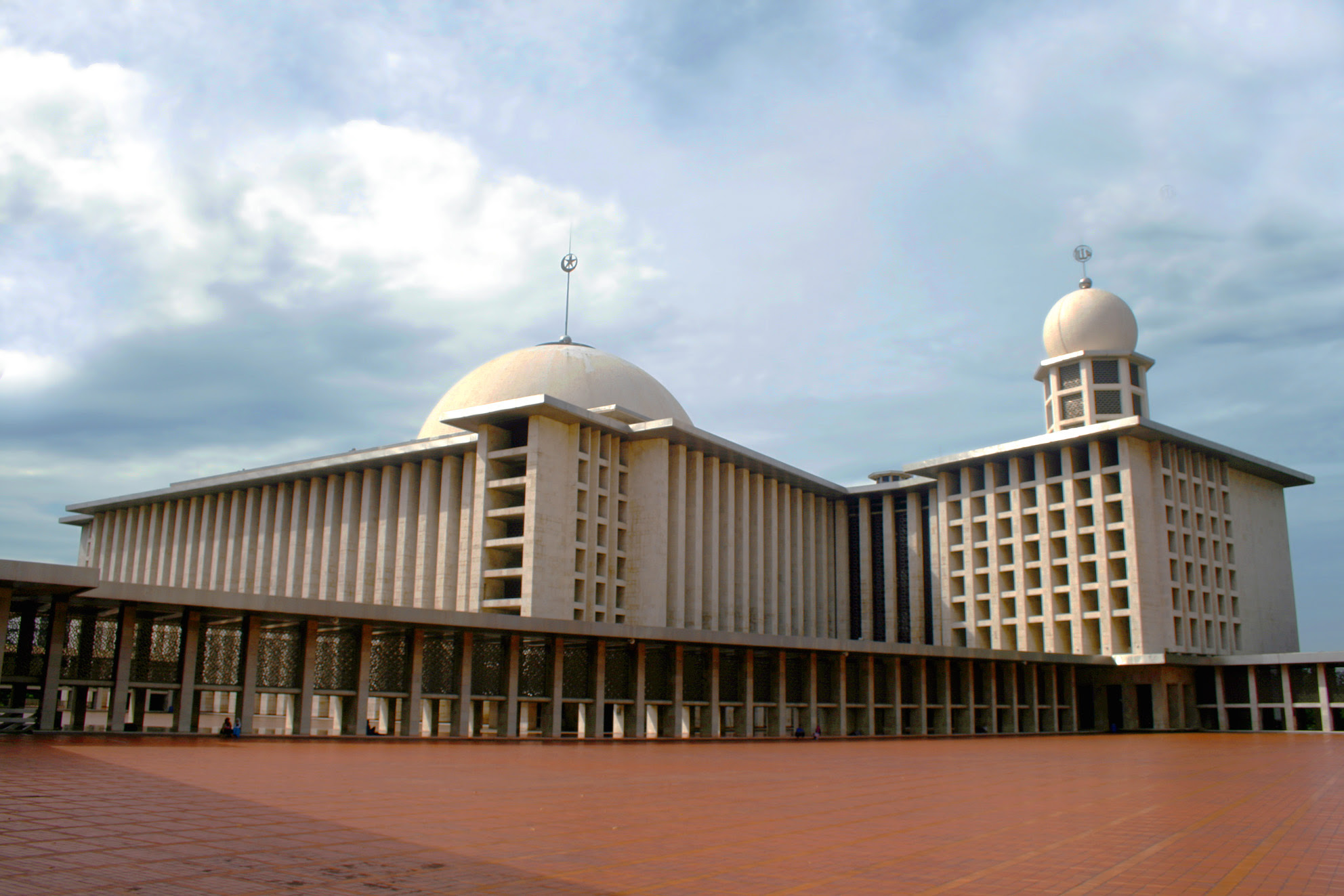 World s Largest Mosques George G Coe