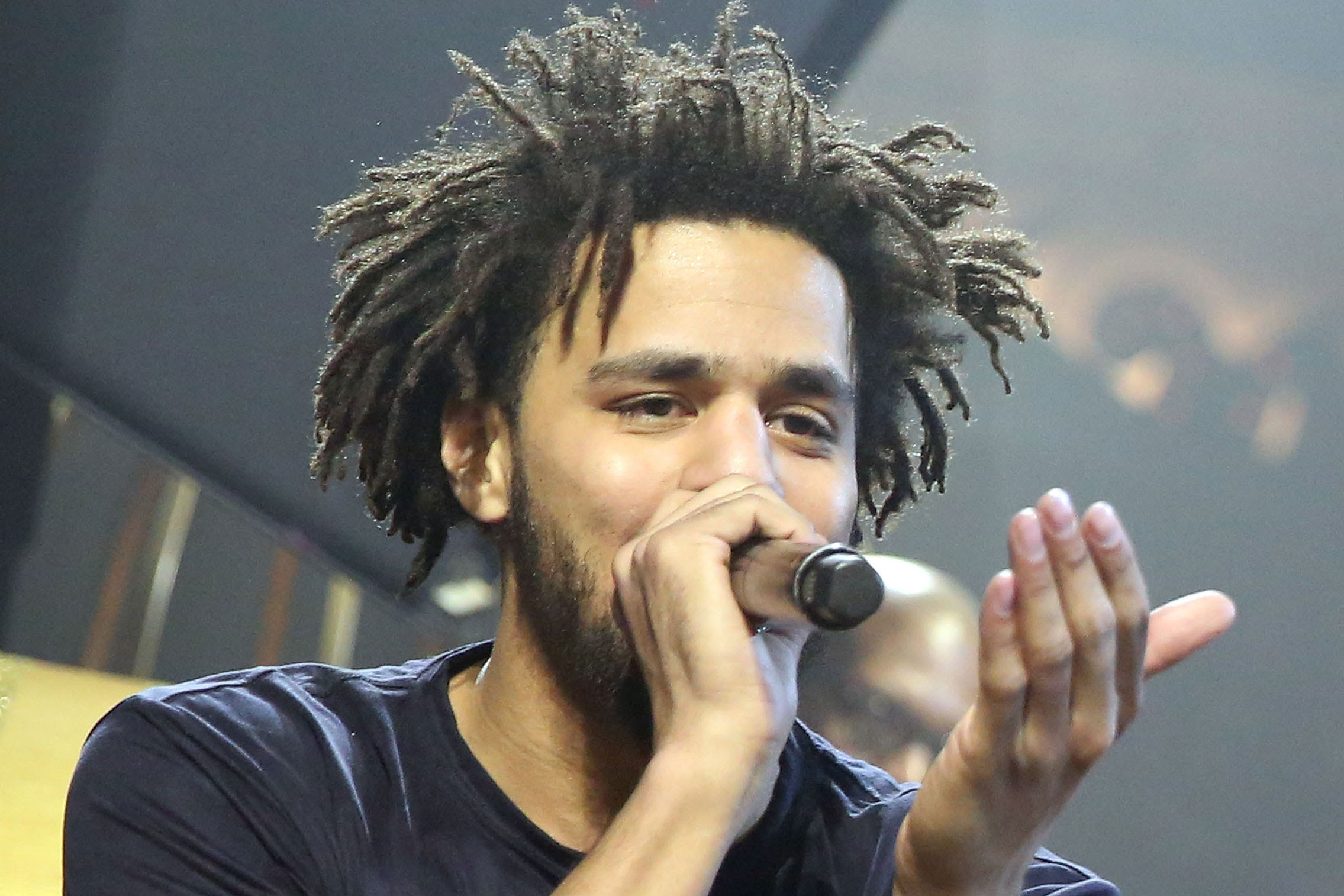 J Cole Gives The World A Gift On His Birthday Dish Nation