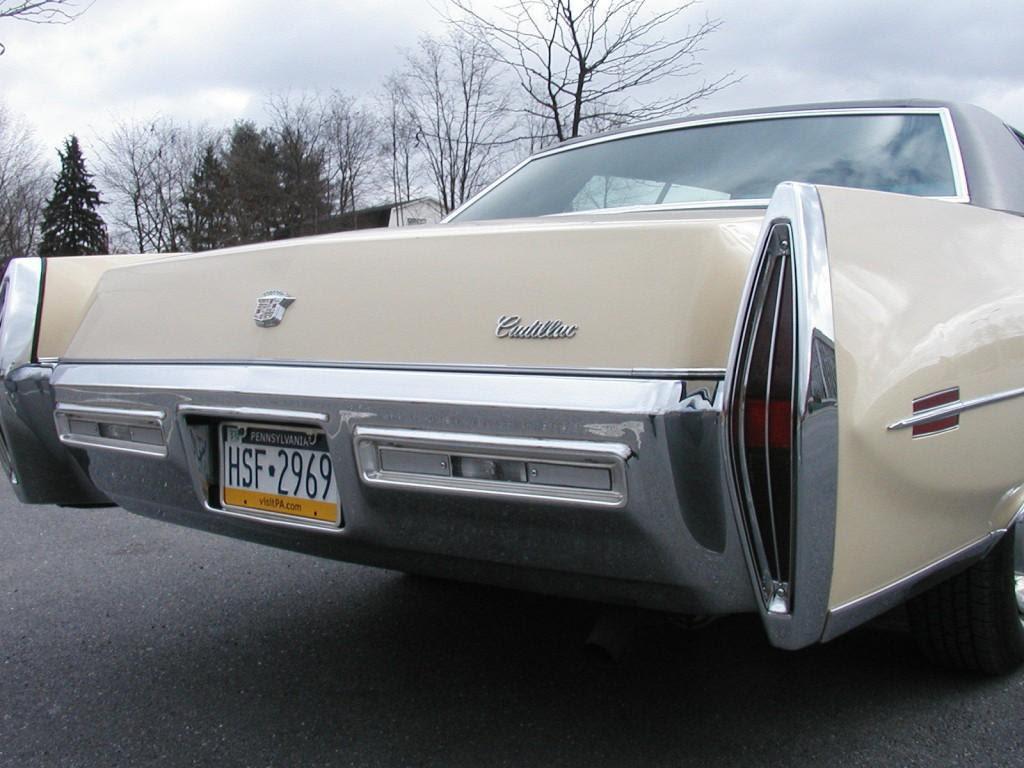 1971 Cadillac DeVille for sale