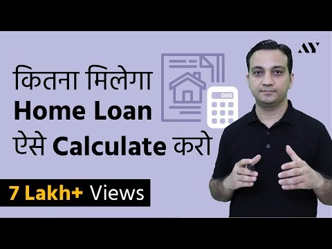 Home Loan Eligibility – Calculator (Hindi)