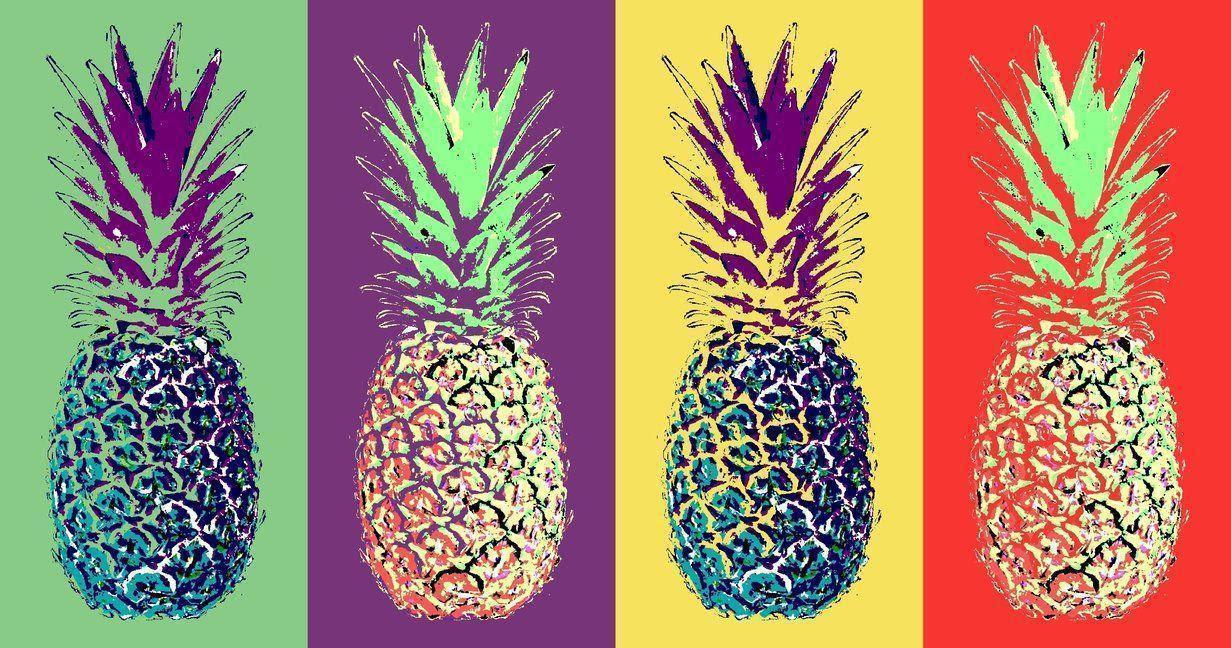 Pineapple Wallpaper Hd Wallpapers
