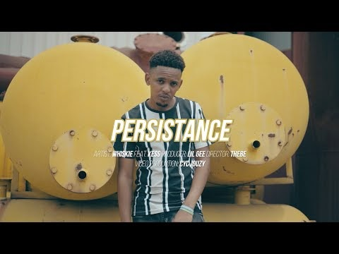 Whiskie Feat Kess - Persistance (Official Music Video)