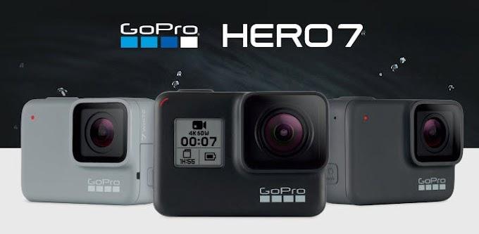 Sorteio de uma Câmera GoPro Hero 7 Black